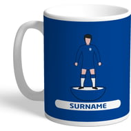 Personalised Chelsea FC Player Figure Mug