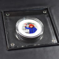 Personalised Silver Proof Paddington 50p In A Deluxe Personalised Gift Box