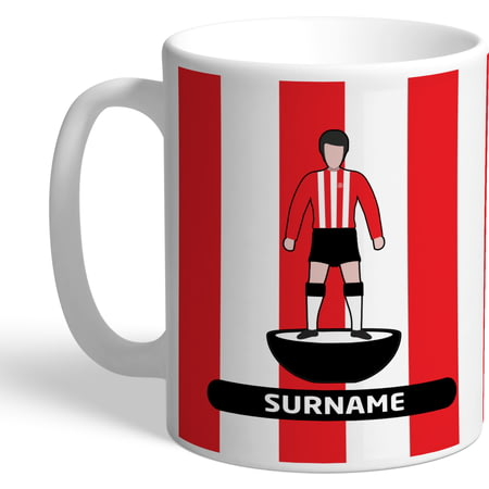 Personalised Sheffield United FC Player Figure Mug
