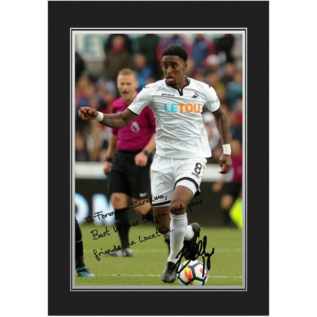 Personalised Swansea City AFC Fer Autograph Photo Folder