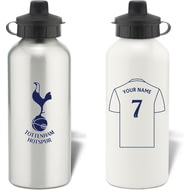 Personalised Tottenham Hotspur FC Aluminium Water Bottle