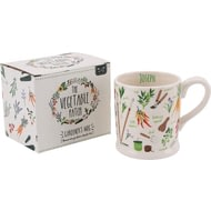 Personalised Vegetable Patch Ceramic Mug