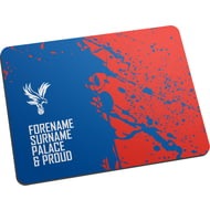 Personalised Crystal Palace FC Proud Mouse Mat