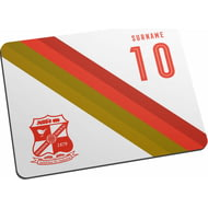 Personalised Swindon Town Stripe Mouse Mat