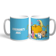 Personalised Adventure Time Big Group Mug