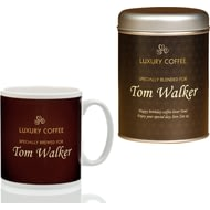Personalised Coffee Lovers' Set - Traditional