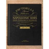 Personalised Napoleonic Wars: From Trafalgar To Waterloo 200th Anniversary Newspaper Book