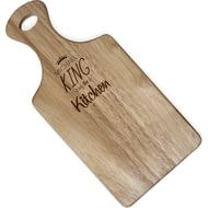 Personalised King Of The Kitchen Paddle Board