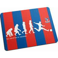 Personalised Crystal Palace FC Evolution Mouse Mat