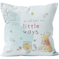 Personalised Winnie The Pooh Little Ways Cushion - 45x45cm