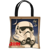 "Personalised Star Wars Rebels ""Join The Imperial Army"" Tote Bag"