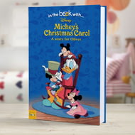 Personalised Disney's Mickey's Christmas Carol Story Book
