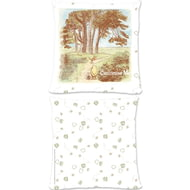 Personalised Winnie The Pooh Woodland Scene Cushion - 45x45cm