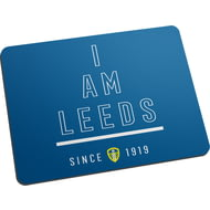 Personalised Leeds United FC I Am Mouse Mat