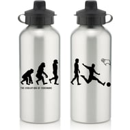 Personalised Derby County Evolution Water Bottle