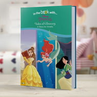 Personalised Disney Princess Tales Of Bravery Story Book