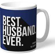 Personalised West Bromwich Albion Best Husband Ever Mug