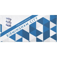 Personalised Birmingham City Bath Towel -  70 x 140cm