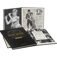 Personalised David Bowie Pictorial Edition Newspaper History Book