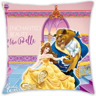 Personalised Disney Beauty And The Beast Dance Cushion - 45x45cm