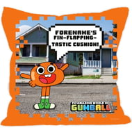 Personalised Gumball Darwin Cushion