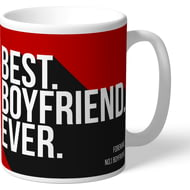 Personalised Brentford Best Boyfriend Ever Mug