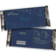 Personalised Happy Birthday Chocolate Bar For Her