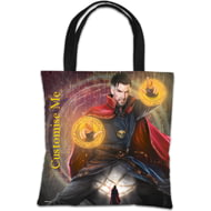 Personalised Marvel Doctor Strange 'Sorcerous' Tote Bag