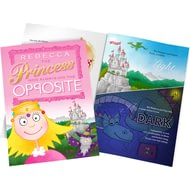 Personalised The Princess Who Always Did The Opposite Childrens Story Book