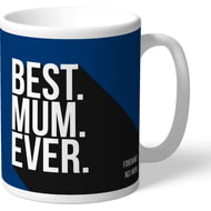 Personalised Bolton Wanderers Best Mum Ever Mug