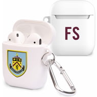 Personalised Burnley FC Initials Airpod Case
