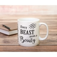 Personalised Every Beast Ceramic Mug