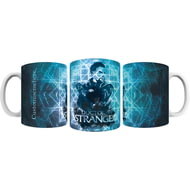 Personalised Marvel Doctor Strange 'Blue' Mug