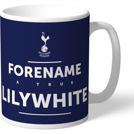 Personalised Tottenham Hotspur True Mug