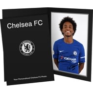 Personalised Chelsea FC Willian Autograph Photo Folder