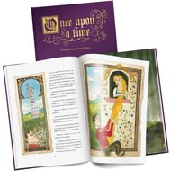 Personalised Once Upon A Time: A Timeless Collection Of Fairy Tales Book