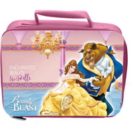 Personalised Disney Beauty And The Beast Dance Insulated Lunch Bag