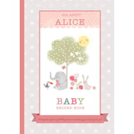 Personalised Milly & Flynn Baby Book