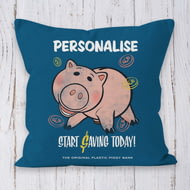 Personalised Toy Story 4 Start Saving Today Cushion - 45x45cm