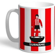 Personalised Sunderland AFC Player Figure Mug