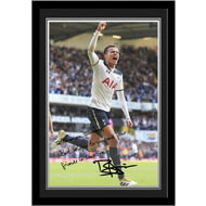 Personalised Tottenham Hotspur FC Alli Autograph Photo Framed