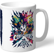 Personalised Marvel Thor Ragnarok Colour Badge Mug