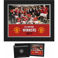 Personalised Manchester United EFL Cup Winners 2017 Photo Folder