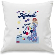 Personalised Riviera Beach Cushion Cover
