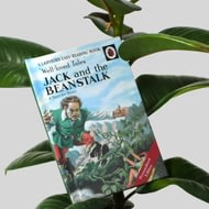 Personalised Jack And The Beanstalk Classic Ladybird Book