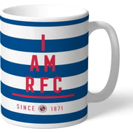 Personalised Reading FC I Am Mug