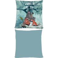 Personalised Disney The Jungle Book 'I Wanna Be Like You' Cushion - 45x45cm