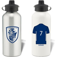 Personalised Featherstone Rovers Aluminium Sports Water Bottle