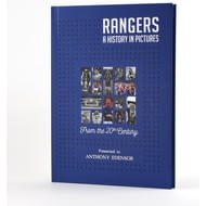 Personalised Rangers: A History In Pictures