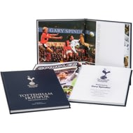 Personalised Tottenham Hotspur: The Ultimate Book